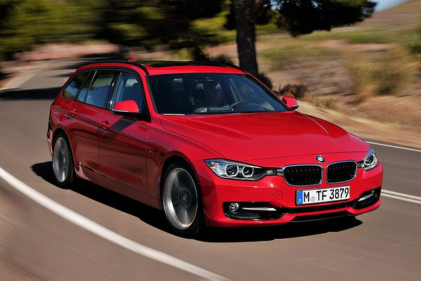 BMW 3-series Touring: 09 фото