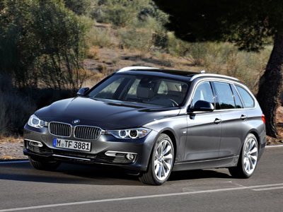 BMW 3-series Touring: 11 фото