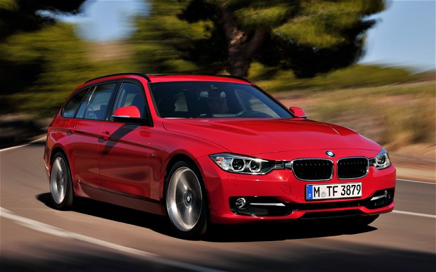 BMW 3-series Touring: 12 фото