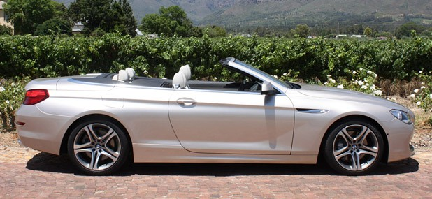 BMW 6-series Convertible: 05 фото