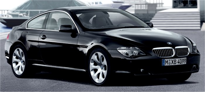 BMW 6-series Coupe: 02 фото