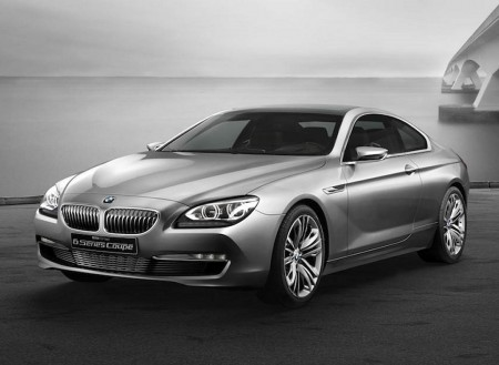 BMW 6-series Coupe: 04 фото