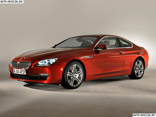 BMW 6-series Coupe: 05 фото
