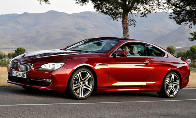 BMW 6-series Coupe: 06 фото