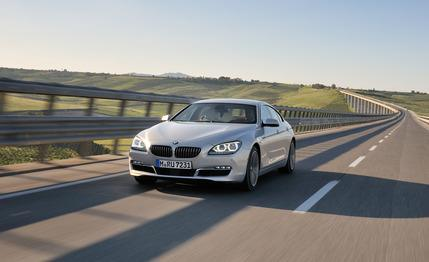 BMW 6-series Coupe: 07 фото