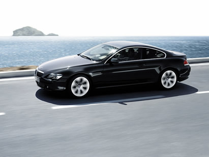 BMW 6-series Coupe: 08 фото