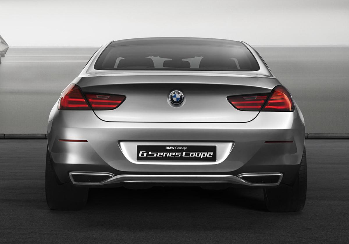 BMW 6-series Coupe: 09 фото