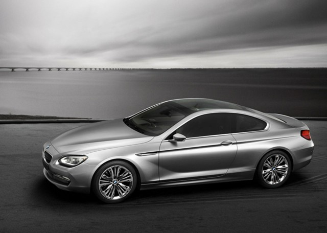 BMW 6-series Coupe: 10 фото