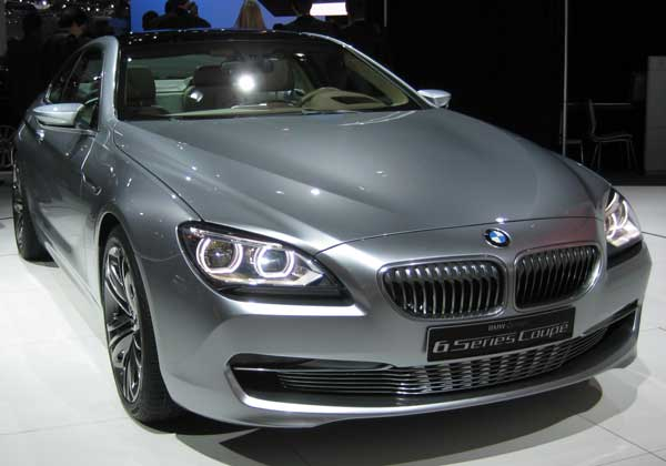 BMW 6-series Coupe: 11 фото