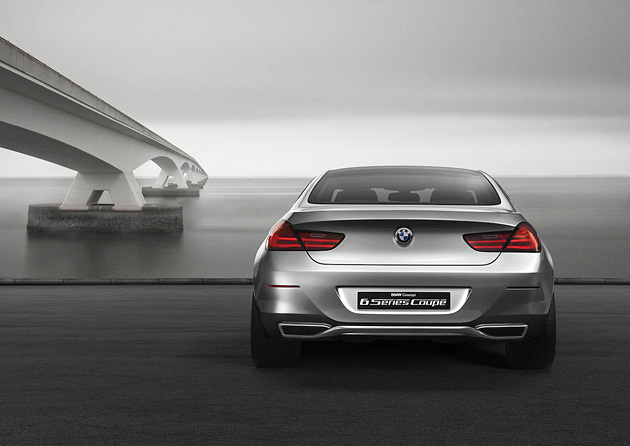 BMW 6-series Coupe: 12 фото