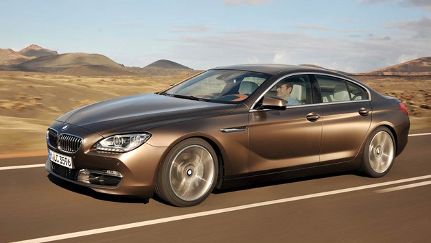 BMW 6-series Gran Coupe: 01 фото