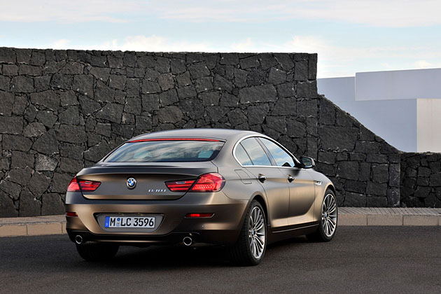 BMW 6-series Gran Coupe: 03 фото