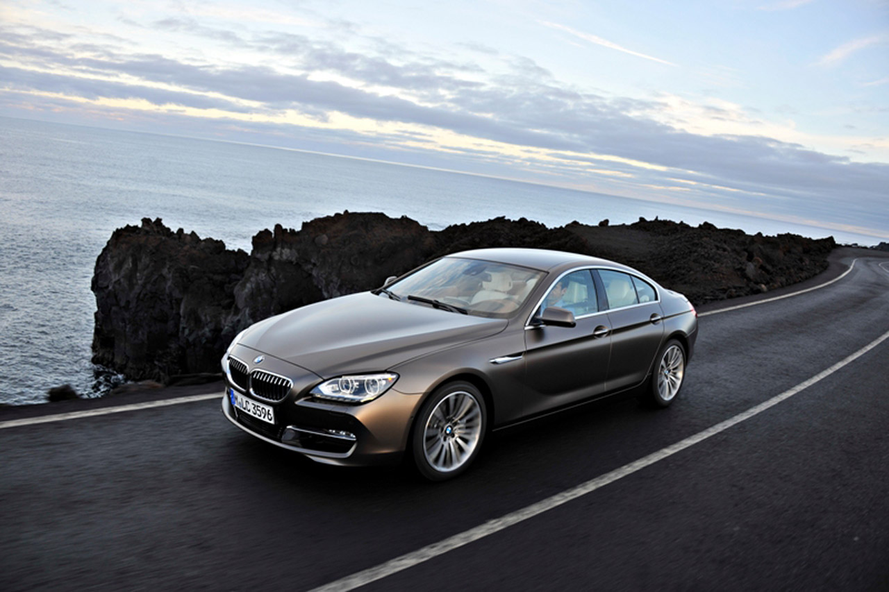 BMW 6-series Gran Coupe: 04 фото