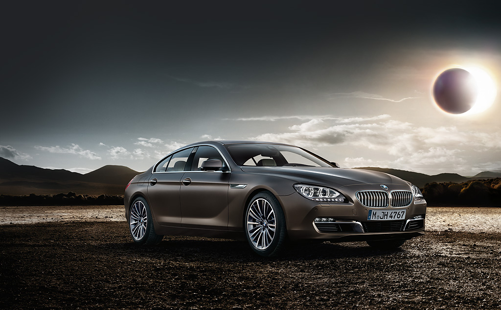 BMW 6-series Gran Coupe: 05 фото