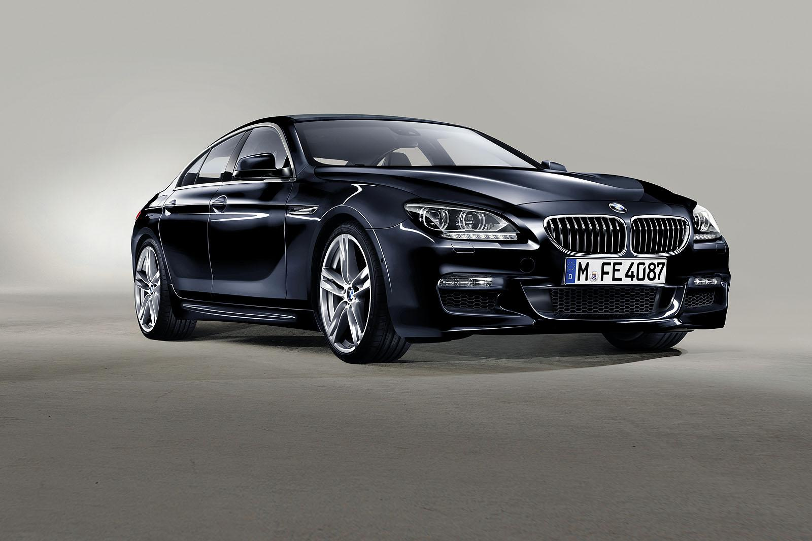 BMW 6-series Gran Coupe: 06 фото