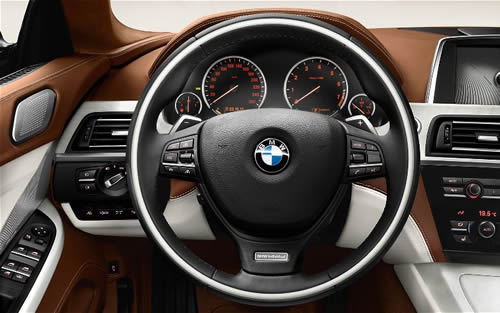 BMW 6-series Gran Coupe: 07 фото