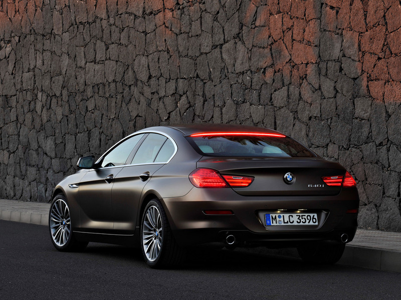BMW 6-series Gran Coupe: 09 фото