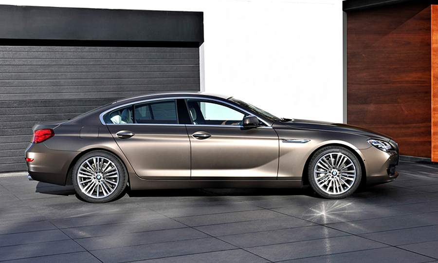 BMW 6-series Gran Coupe: 10 фото