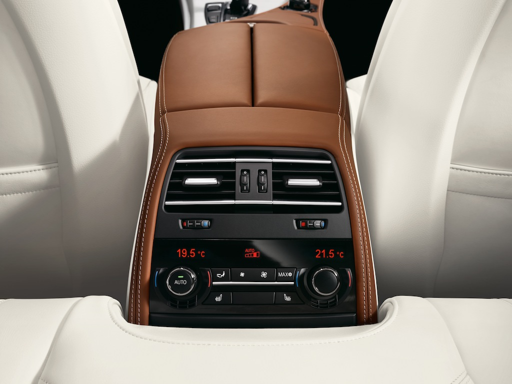 BMW 6-series Gran Coupe: 11 фото