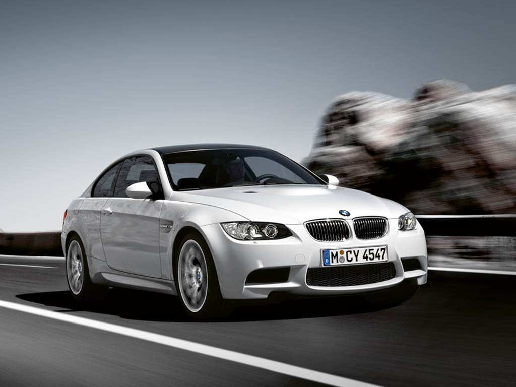 BMW M3 Coupe: 03 фото