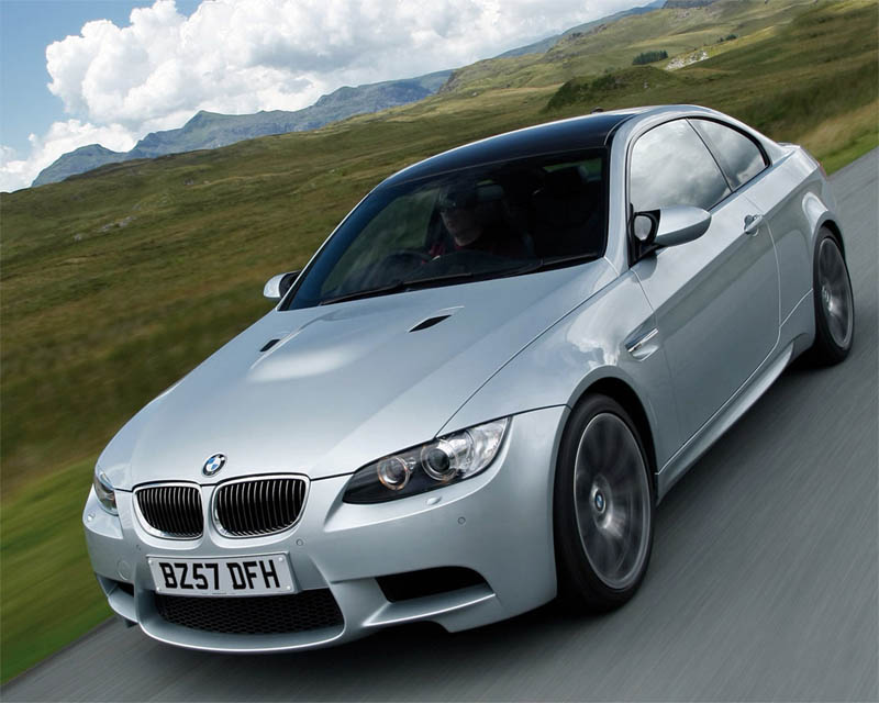 BMW M3 Coupe: 4 фото