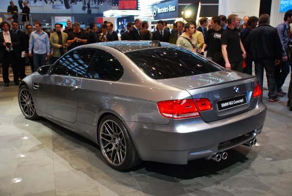 BMW M3 Coupe: 07 фото