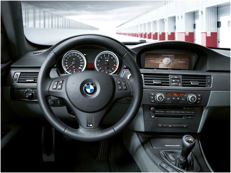 BMW M3 Coupe: 08 фото