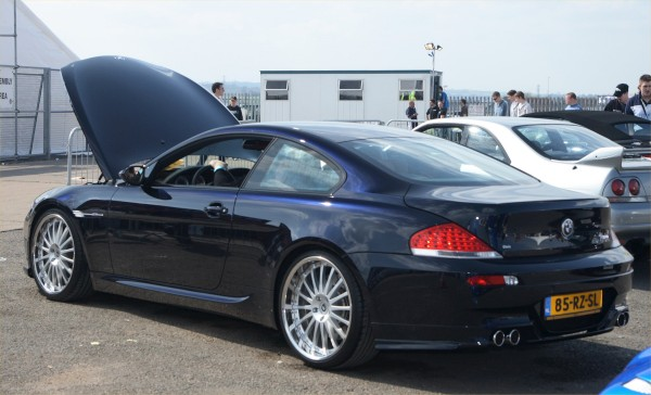 BMW M6 Coupe: 01 фото