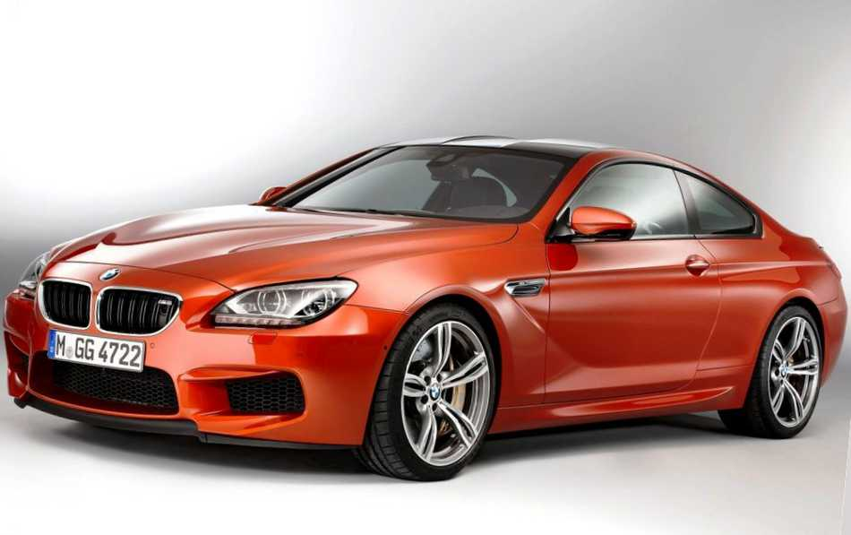 BMW M6 Coupe: 03 фото