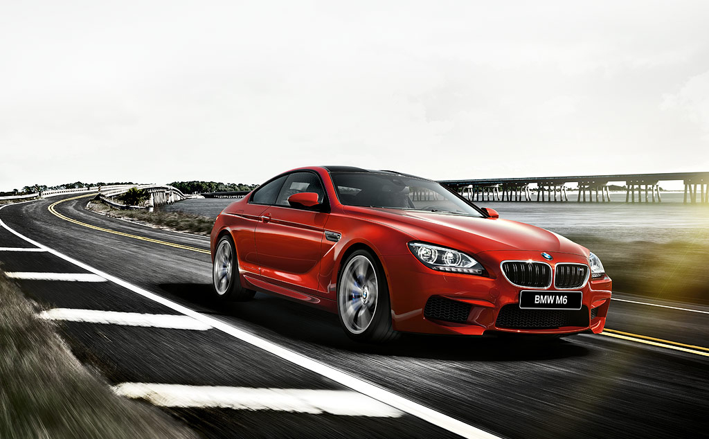 BMW M6 Coupe: 04 фото