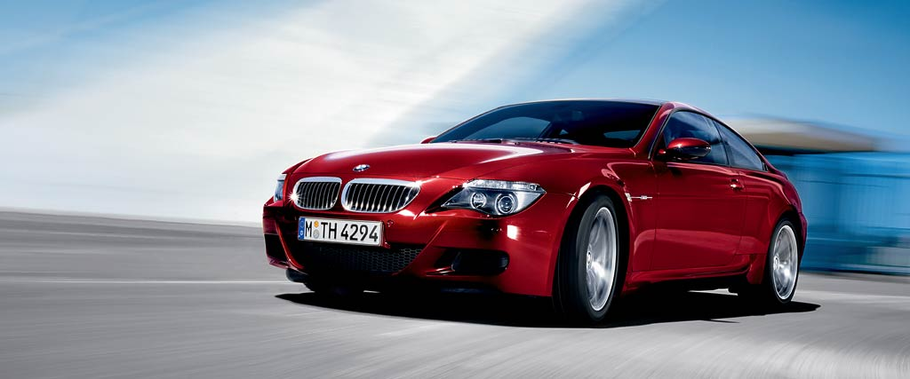 BMW M6 Coupe: 06 фото