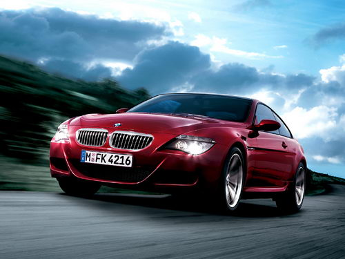 BMW M6 Coupe: 12 фото