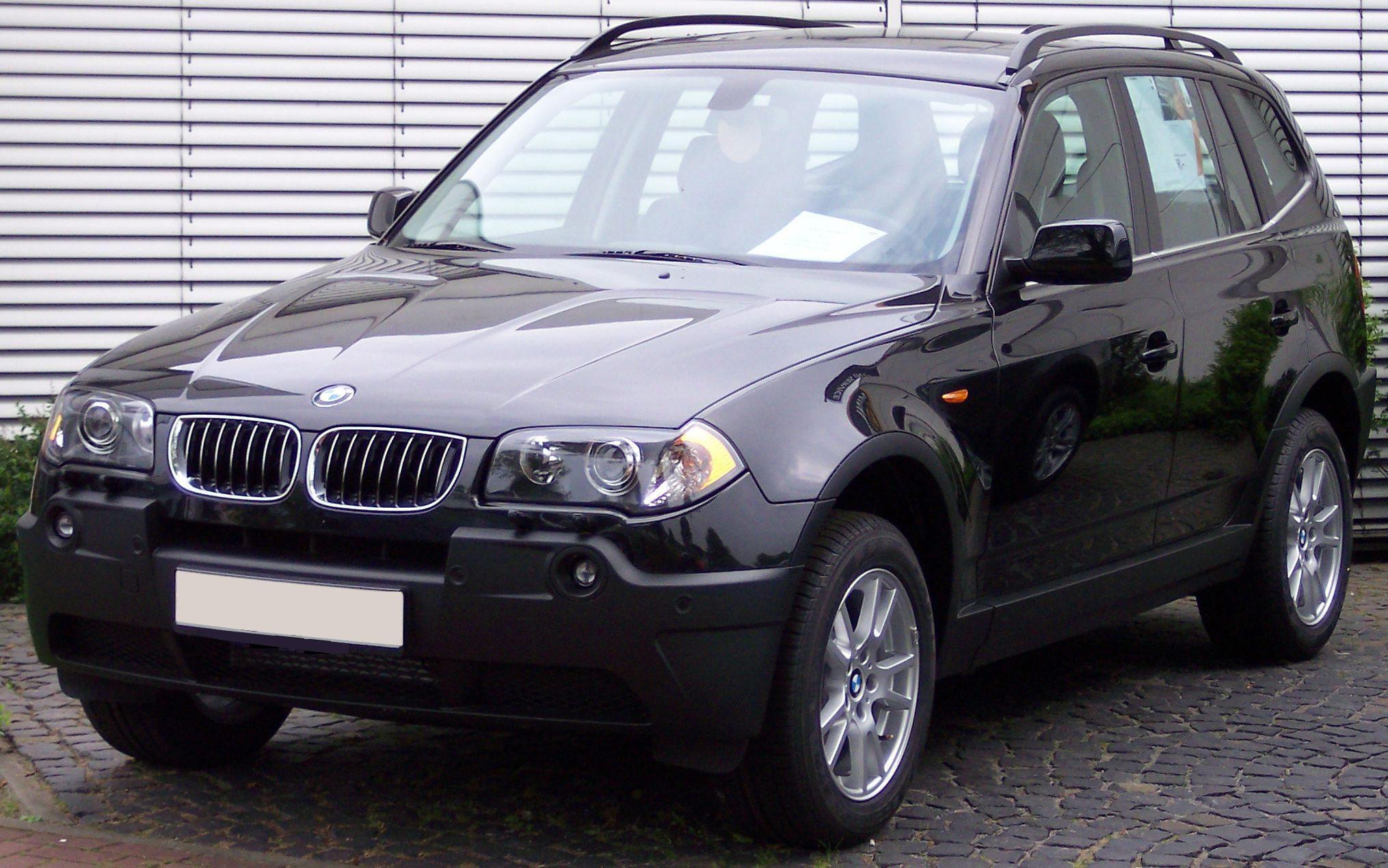 Картинки по запросу BMW X3 2010 года выпуска