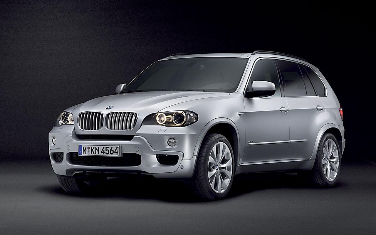BMW X5...