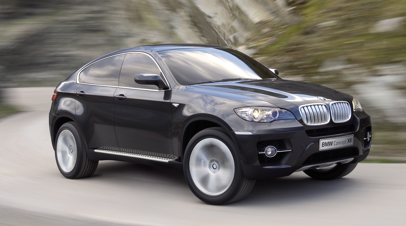 <strong>BMW X6</strong>: ������� ������, ����������� � ������ �����������