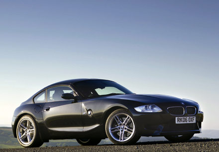 BMW Z4 Coupe - 440 x 305, 01 из 16
