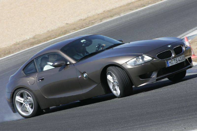 BMW Z4 Coupe - 800 x 534, 03 из 16