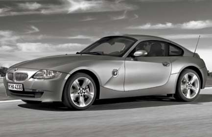 BMW Z4 Coupe - 433 x 280, 08 из 16