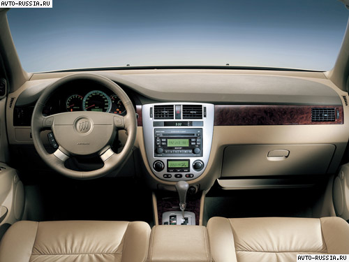 Buick Excelle: 02 фото