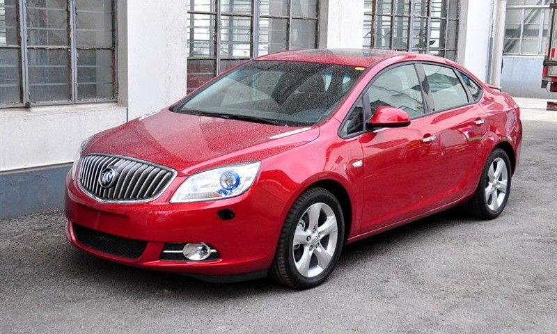 Buick Excelle: 06 фото