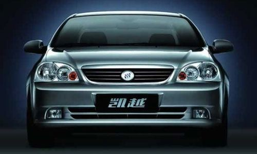 Buick Excelle: 09 фото