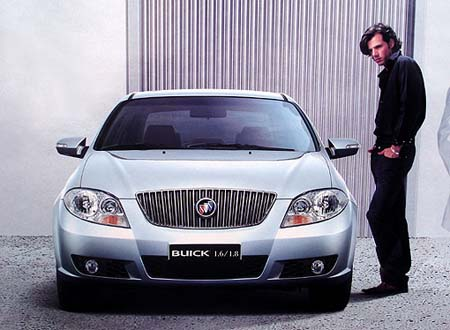 Buick Excelle: 11 фото