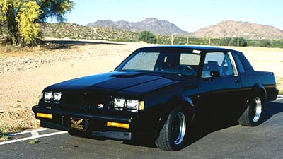 Buick Regal: 11 фото