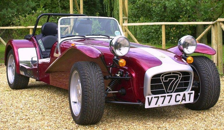 Caterham Super Seven: 1 фото