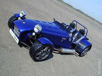Caterham Super Seven: 02 фото