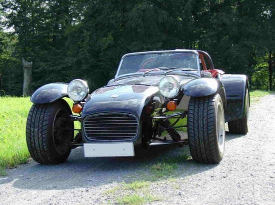 Caterham Super Seven: 04 фото