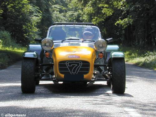 Caterham Super Seven: 6 фото