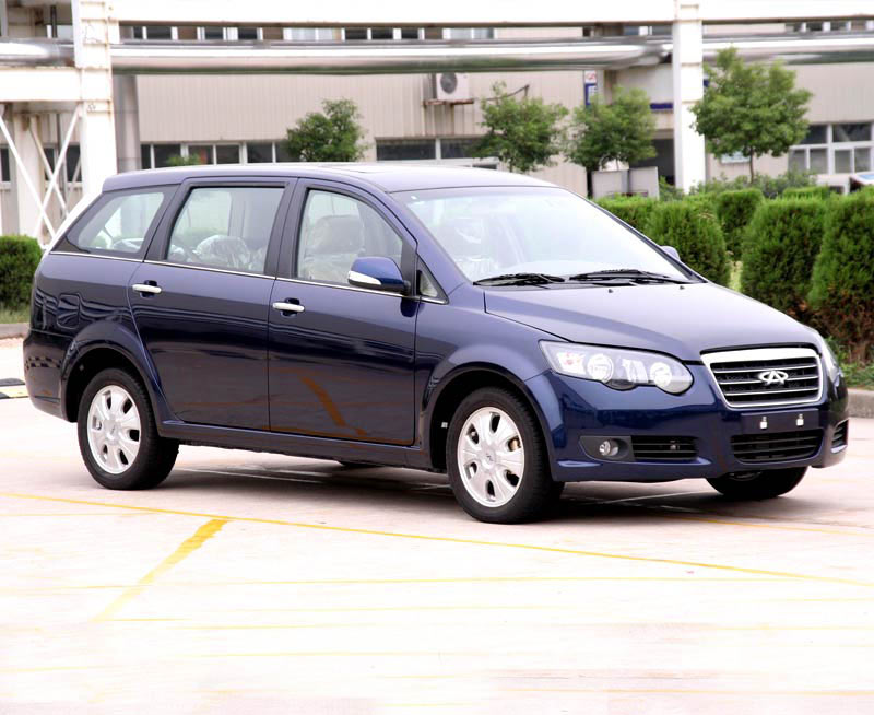 Chery Cross Eastar: 6 фото