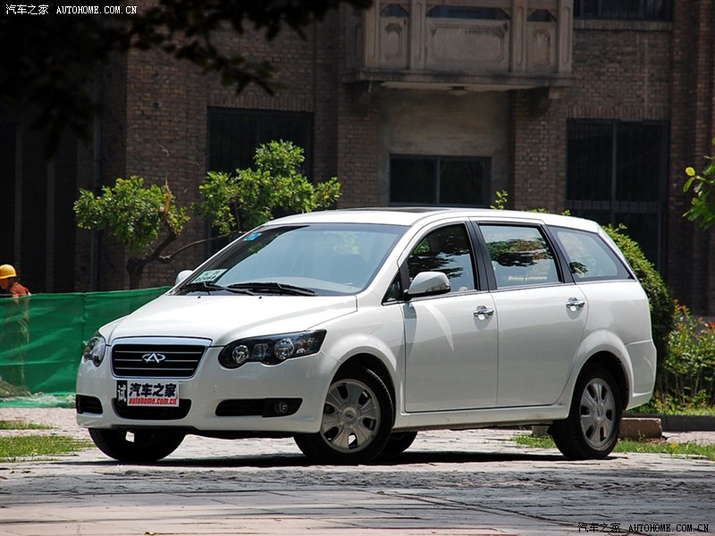 Chery Cross Eastar: 11 фото