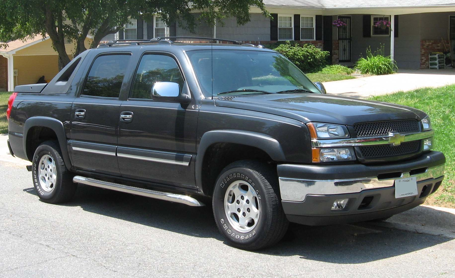Chevrolet Avalanche: 06 фото